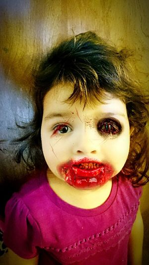 The evil niece lol