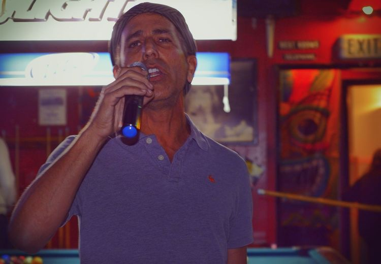 That's Me Karaoke Night KaraokeNight Karaoke Time Karaoke Enjoying Life Hanging Out Check This Out