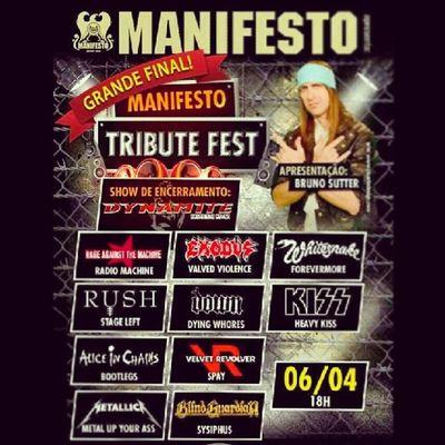 Manifestobar Manifestotributefest Aliceinchains Bandabootlegs manifestorockbar