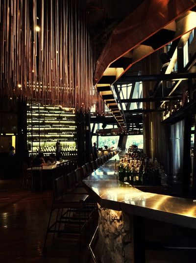Great Atmosphere Interior Jakarta Bar Bar&grill Hangout Drink
