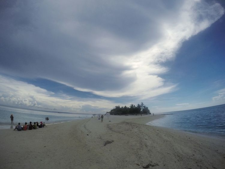 🏝🏖 Kalanggaman Island 🏖🏝 Palompon, Leyte Philippines The Secret Spaces EyeEmNewHere Long Goodbye First Eyeem Photo Eyeem Philippines GoPro Hero 4 Travel Travel Photography Nature Beauty In Nature Tranquility Tourist Destination Beach Sand Sea Cloud - Sky Horizon Over Water Sky Water Dramatic Sky Landscape Summer EyeEm Diversity Resist