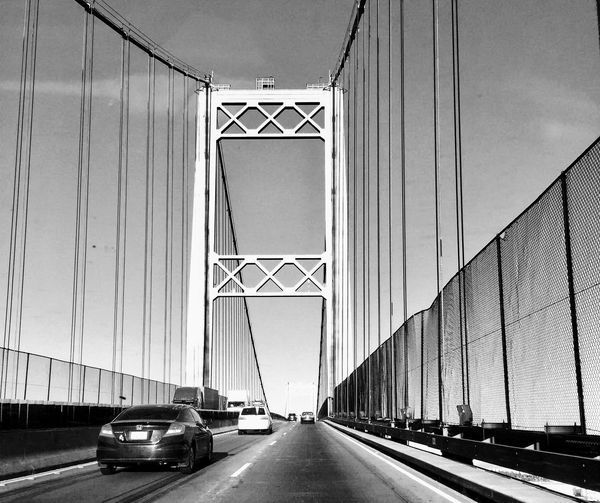 Black and White. Vincent Thomas Bridge. Long Beach, CA Highway No People Bridgeporn Industry Beautiful Car Interior EyeEm Best Shots - Black + White Choatgrapy Choatephotos Eyeemphotography EyeEm EyeEm Gallery EyeEm Best Shots Black And White Travel Photography Blackandwhite Photography Blackandwhite Urban Geometry Urban Skyline Urban California Harbor Bridge - Man Made Structure Bridge Business Stories An Eye For Travel EyeEmNewHere The Graphic City This Is Queer This Is Queer Visual Creativity EyeEmNewHere Focus On The Story