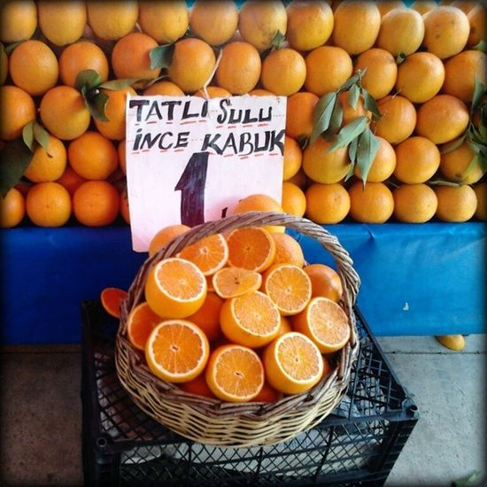 апельсин фрукты оранжевый турция Анталья базар ценник instafood orange price antalya turkey fruits