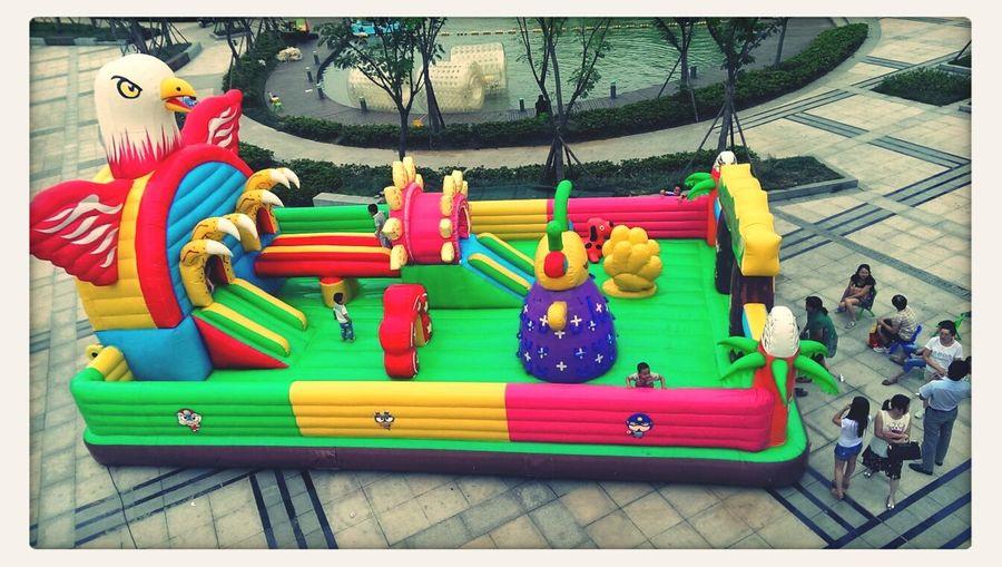 文化街成了小朋友们的乐园… First Eyeem Photo