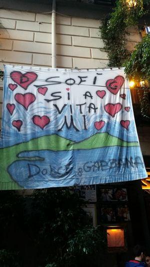 Napoli 2sicilie Regno Delle Due Sicilie Sofia Loren Actress Tribute Dolce&gabbana