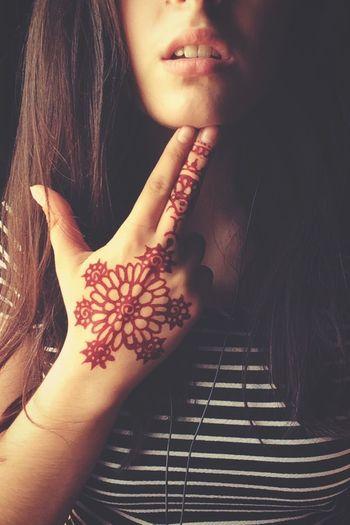 Henna Tattoo Red KillinIt