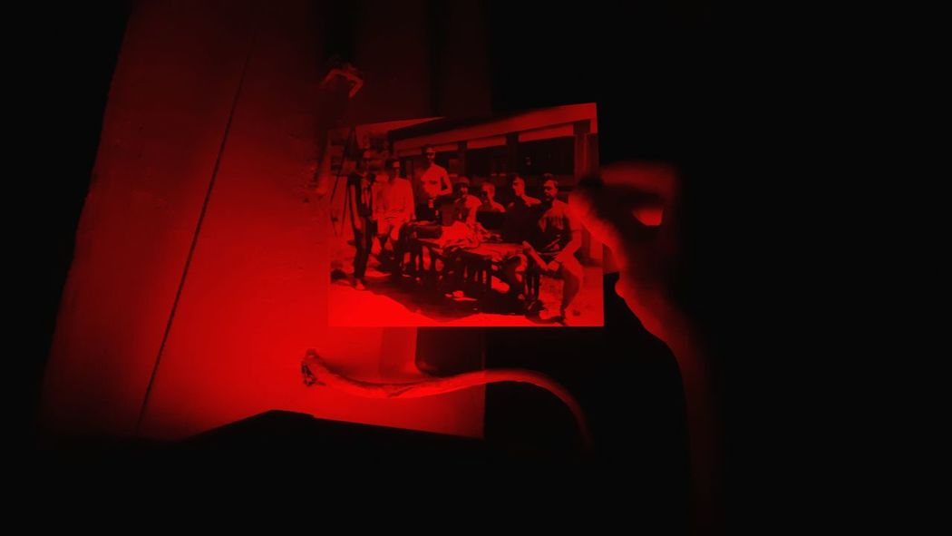 Vintage Old Squad Squadgoals Red Light Photo Dark Red Light Photostudio Photography Illuminated Red Science Spooky Evil