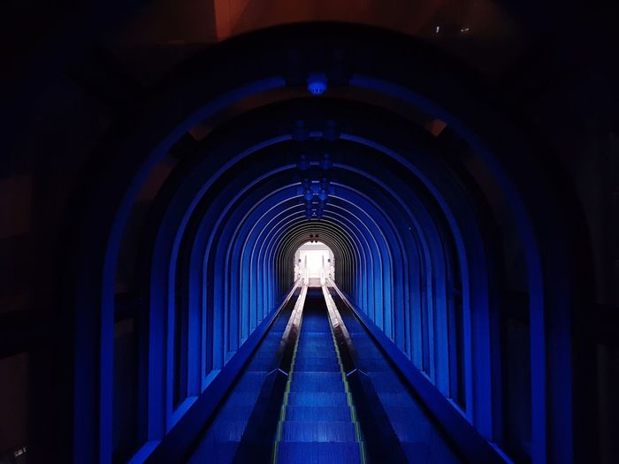 cave Cave Tunnel Cavern Railhead Light And Shadow Linghts In Dark City Architecture Built Structure Covered Bridge Elevated Walkway Moving Walkway  Light At The End Of The Tunnel Underpass