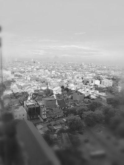 black & white Cityscape Cloud - Sky Skyscraper City Day Sky Building Exterior first eyeem photo