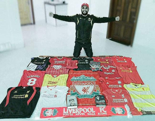The 1in5million stuff. @liverpoolfc is my Liverpoolfc Liverpool Fan Religion Delhikop Collection Life Igers Life Gerrard @stevengerrard
