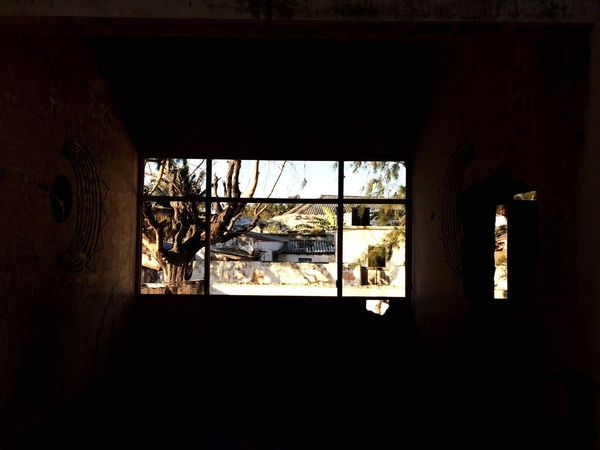 Window Indoors  Architecture Built Structure No People Day Windows Window View Ilha De Moçambique Moçambique