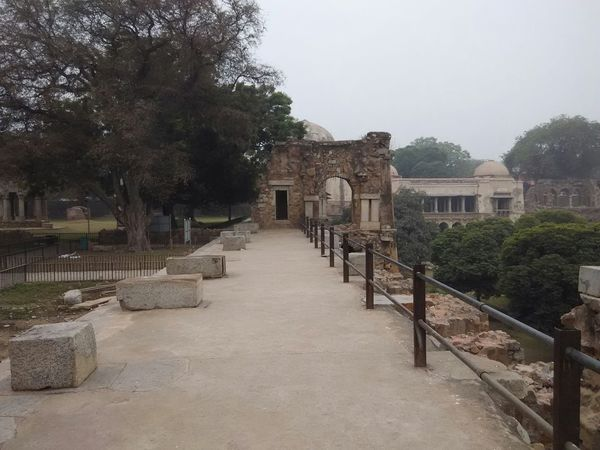 "One of the Oldest monument in delhi""Hauz Khas"" First Eyeem Photo"