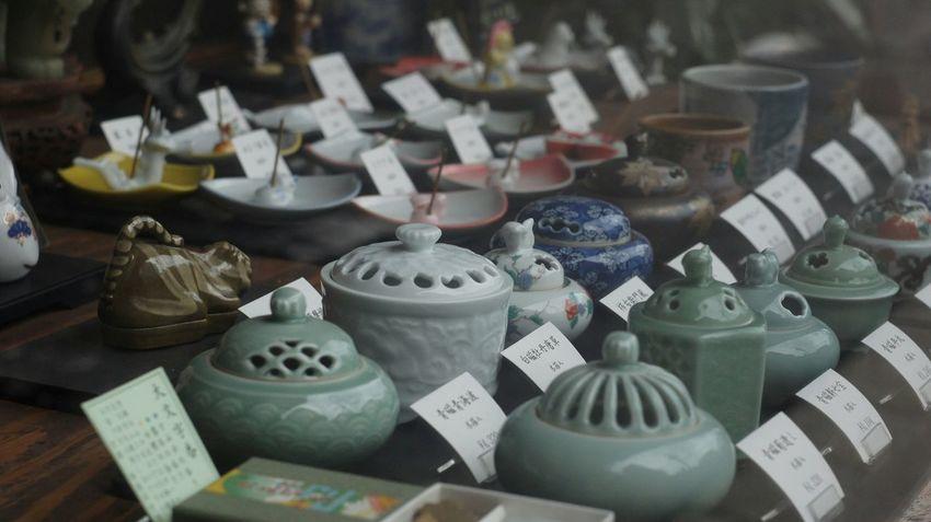 Kyoto, Japan INDUSTAR Industar-50 3,5/50 Cityscape Showwindow