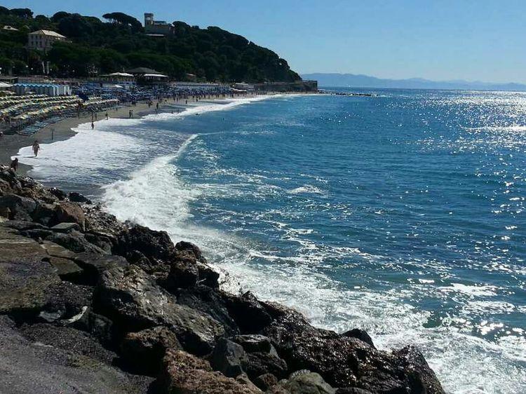 Beach Spiaggia Liguria Celleligure Landscape Landscape_lovers