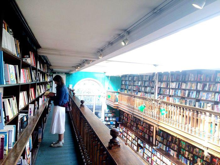 Dauntbooks Bookshop Exploring Reading Contemplation London Lond Insights Hidden Places