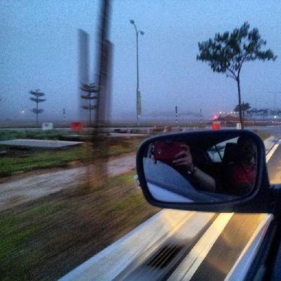 See how thick the morning dew Mfarokomar Weturn11 Anniversarytrip