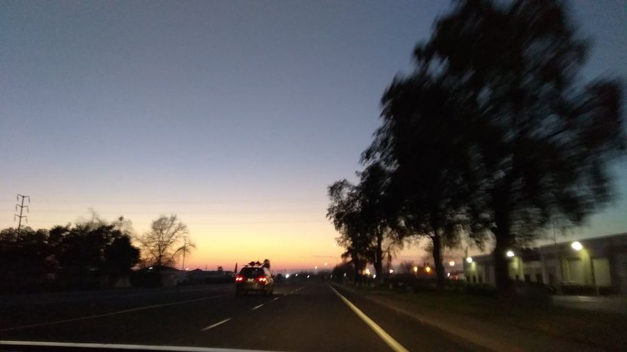 Sky Road Sunset Night Passing By On The Move Sunday Drive Blurred Lines Road Trip Photograpghy Travel Destinations Smartphone Photographer From My Point Of View Smart Phone Photographer Evening Sky No Edit / No Filter Nor Cal Beauty In Nature Peace ✌ Interstate 80 CaliLife Calisky On The Road Again