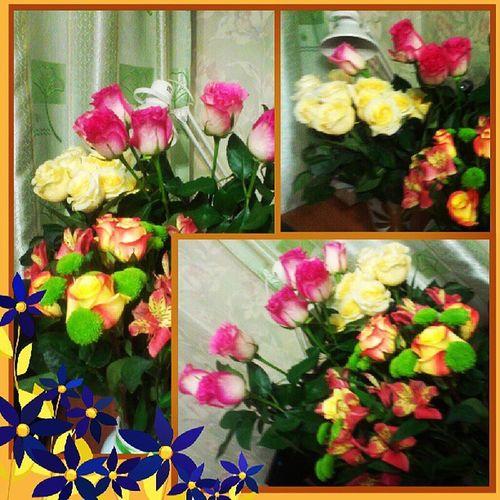 25 roses in the end... So happy!!! Thank u everyone!!! Bday Im26 двадцатьшестьмнедвадцатьшестьуменявсёвпереди