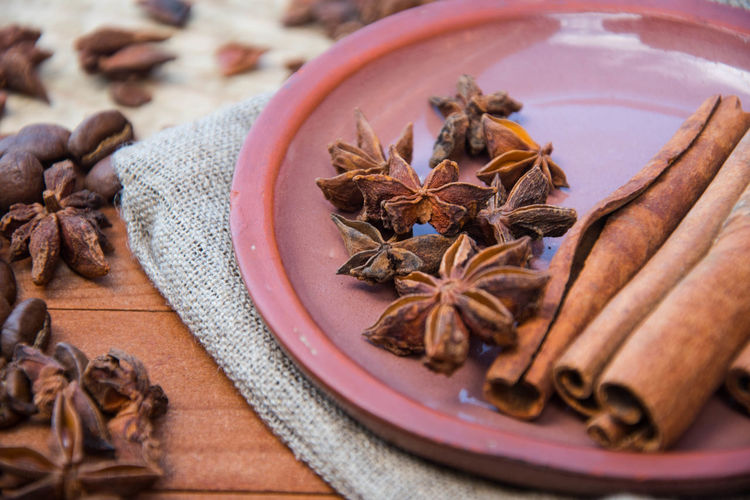 star anise and
