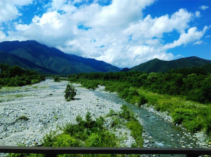 Takayama Mountains Mountain View Portofolio Japan