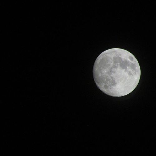 Chihuahua Mexico Moon Nigth  Beautiful Iliked ;)