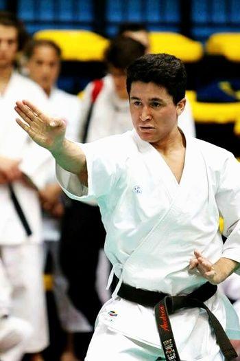 Karate Karatelife Karatedo Karatepose Focus On Foreground Focused Blackbelt Black Blackandwhite Belt  Art Martial Arts Martial Do Power