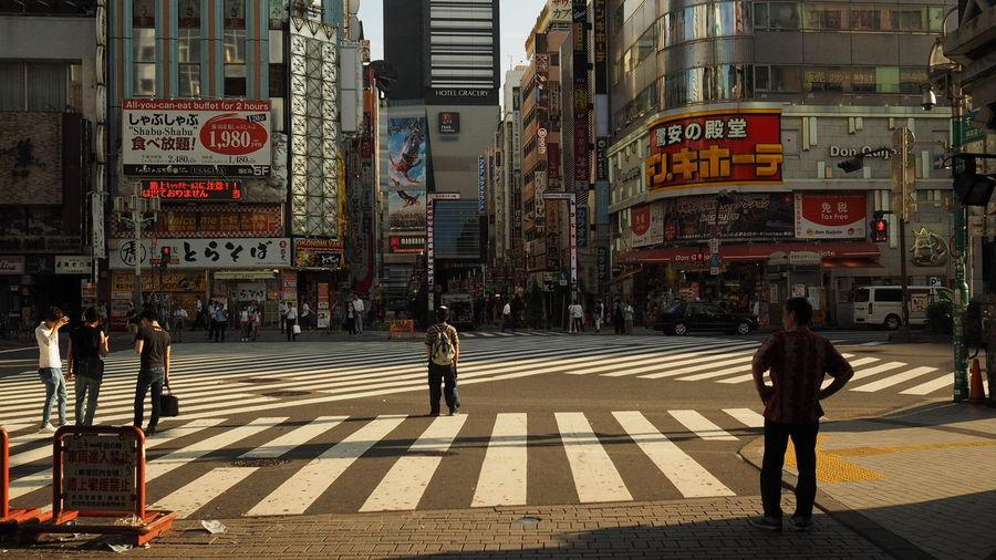 歌舞伎 Walking City City Street Street City Life Architecture Men Pedestrian Road Day People Omdem1 Street Style Streetphotography Japan Photography Japan Photos Japan Outdoors City The Way Forward Kabukicho Crosswalk EyeEmNewHere EyeEmNewHere The Week On EyeEm