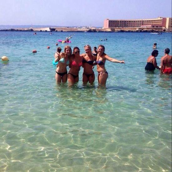 My girls ❤️ Beach Stsmalta
