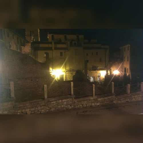 Terracina Alta Capitolum History