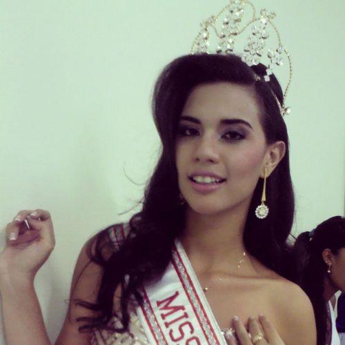 Ingrid Gonçalves... OrgulhoCaxiense MissMaranh ão2013