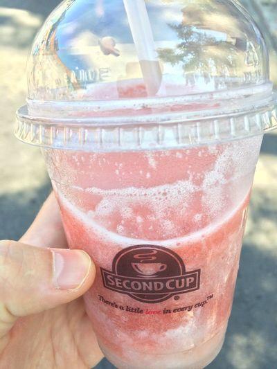Foodspotting cherry lemonade