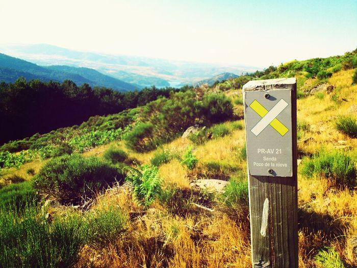 Hiking Outdoors On A Hike Sony Xperia