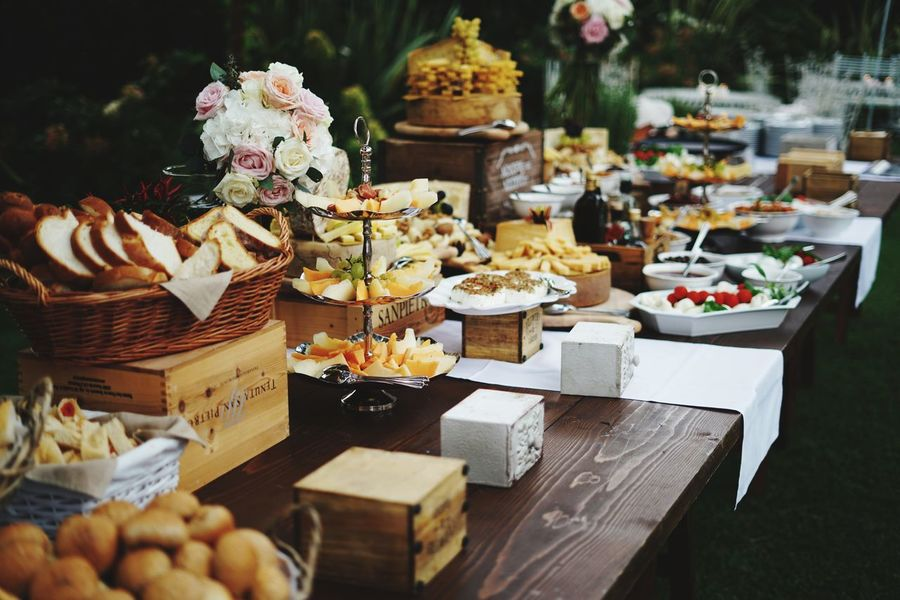 Food Outdoors Food And Drink Healthy Eating No People Day Eating Freshness Sony A7rm2 Sony A7RII Lago Di Como, Italy Buffet Time Marriage Ceremony Matrimonio Buffet Dinner Tavolo Giardino Garden Buffet
