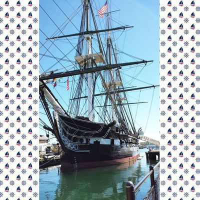 USS Constitution Amazing Boat Usa2014 Shepic2014