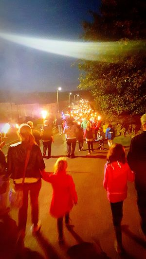 Collected Community The Marches Sanquhar Scotland Celebrating Celebration Taking Photos Hanging Out