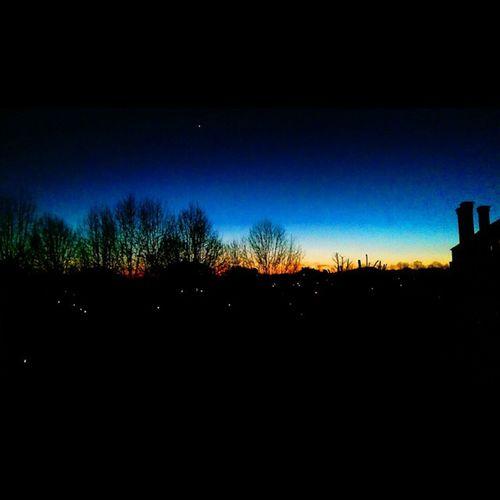 Badass sunset Visualvibes Windowpic