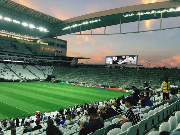 Arena Corinthians Corinthians Timao Bicampeão Mundial Melhor Do Brasil Best Soccer Team Ever! ❤ The Best