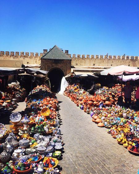 Hidden Gems  Morocco Old Medina Lahdim Square