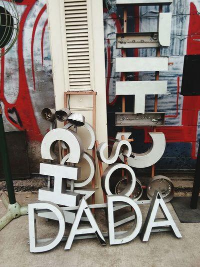 Letters Street Background Design Casualphotography Santiago De Chile