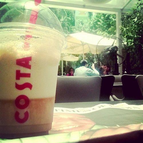 When roaming aimlessly is fun....... Introspection Cold_coffee Costa_coffee Hiranandani_Gardens Powai
