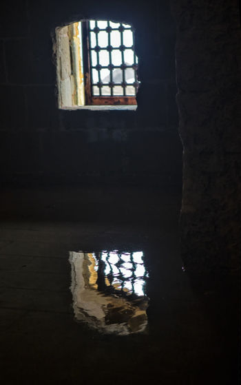 15th-century Alexandria Architecture Built Structure Castle Window Fortress Reflection Reflection_collection Reflections Reflections And Shadows Reflections In The Water The Citadel Of Qaitbay The Citadel Of Qaitbay (Arabic: قلعة قايتباي ) Window قلعة قايتباي