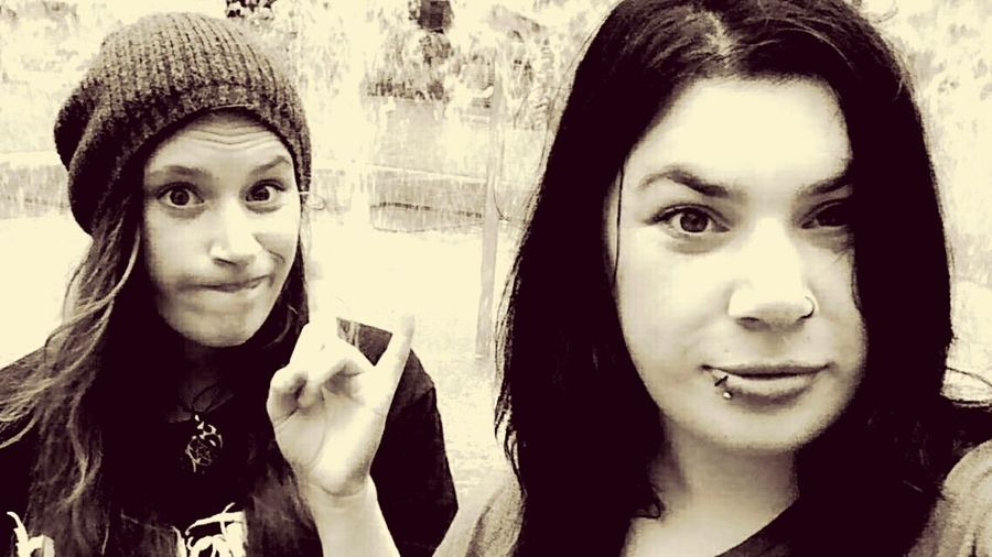 My little sister, but shes also my bestfriend.. She has helped me through everything. Funnystory Staystrong Deadgirl EyeEm Gallery EyeEm Best Edits EyeEm Best Shots Tattoos Suicidal Piercings Goth Ugly Face Inkedgirls Depressed Darkness Pretty Girl Curvygirls Goth Girl Gothic Sisters Bestfriends