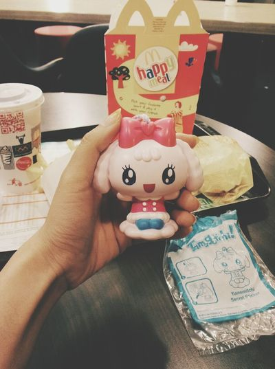Tamagotchi Happymeal McDonald's Supper