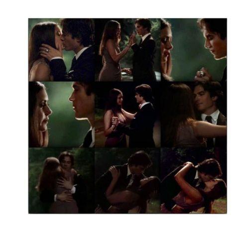 """I love you, Damon Salvatore"" ""I love you too"" My poor heart 😩😩😭😭😭 Goodbyeelena Tvds6 6x22 Ohgod omfg imcrying missyoualready delena otp sosad ninadobrev iansomerhalder elena damon finalseason thevampirediares nothingwillneverbethesame love dance followforfollow likeforlike lastdelenascene instamoment serietv addicted"