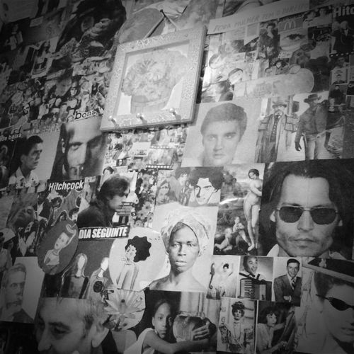 My lovely wall
