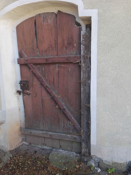 Architecture Built Structure Close-up Closed Day Deterioration No People Old Old Door Old Doors, Weathered White, Weathered Brown Edge, Antique Doors Outdoors Run-down Wall Wood - Material Wooden