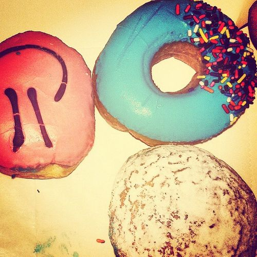 Delicious Instamoment Instagood Donnas favorite blue pink white rico sweet Iloveit happy peace colorfull cold