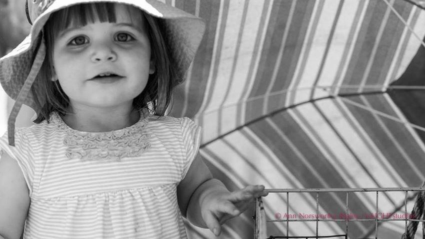 "©Ann Norsworthy ""s u m m e r d a y"" Portraits Black And White IoLIGHTstudios  Stripes"