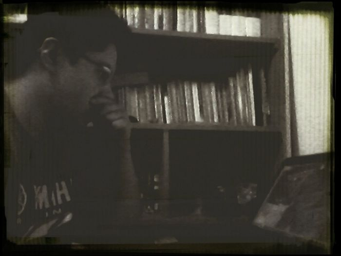 studying...