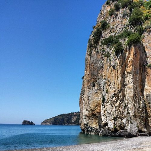 Spiaggia Arconaturale Palinuro